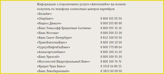 Банковские номера