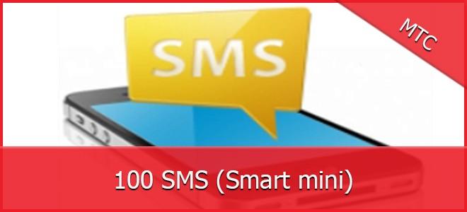 Пакеты СМС для тарифов МТС