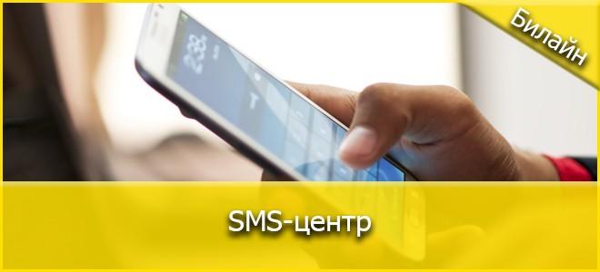 Настройка центра по отправке СМС