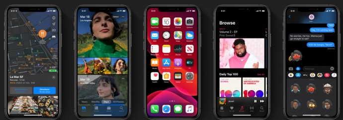 Apple выпускает обновление iOS 13.6.1 и iPadOS 13.6.1