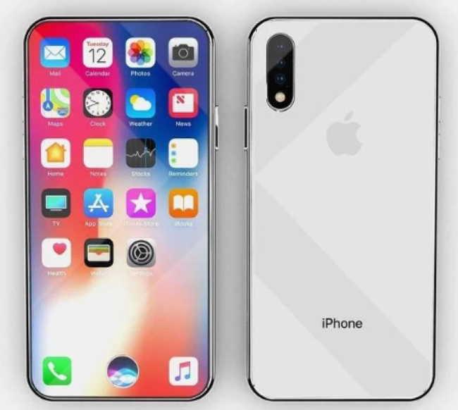 iPhone 12 с четырьмя линзами