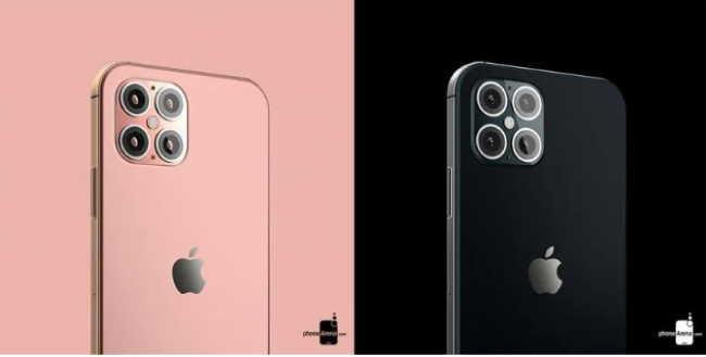 iPhone 12 камеры