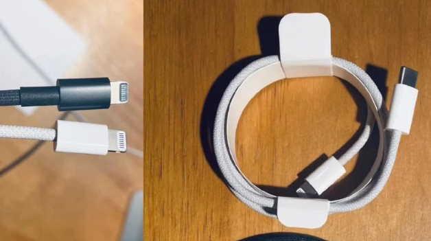 фотографии плетеного кабеля