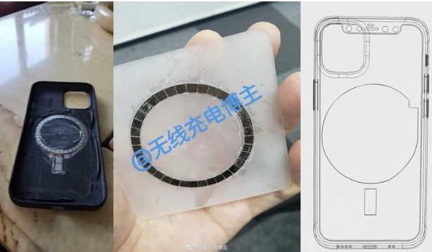 Загадочные 36 магнитов на фото iPhone 12