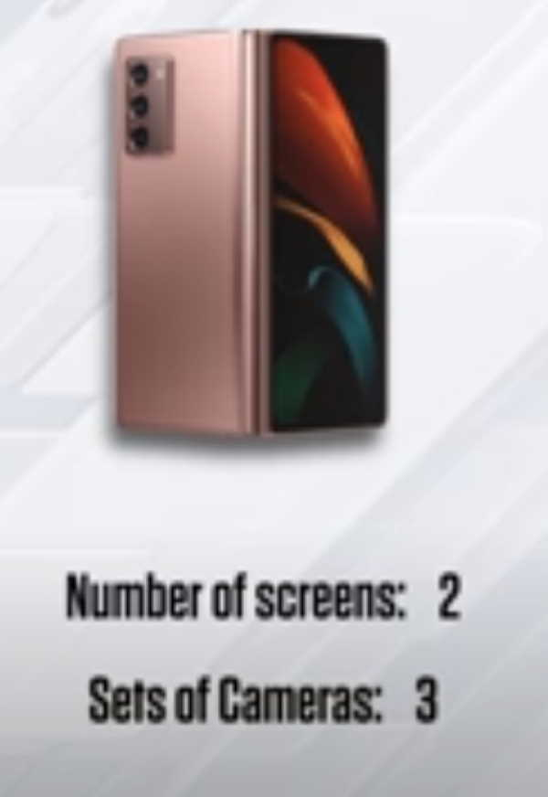 Galaxy Z Fold 2 - официальная презентация и слив видео