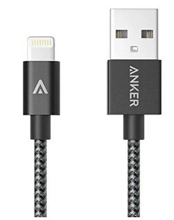 USB-кабель Anker в нейлоновой оплетке