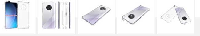 Снимки чехлов Huawei Enjoy 20 предполагают наличие всплывающей камеры в версии Plus