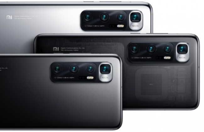 Xiaomi Mi 10 Ultra с проводной зарядкой 120 Вт, перископическим зумом 120x и Snapdragon 865