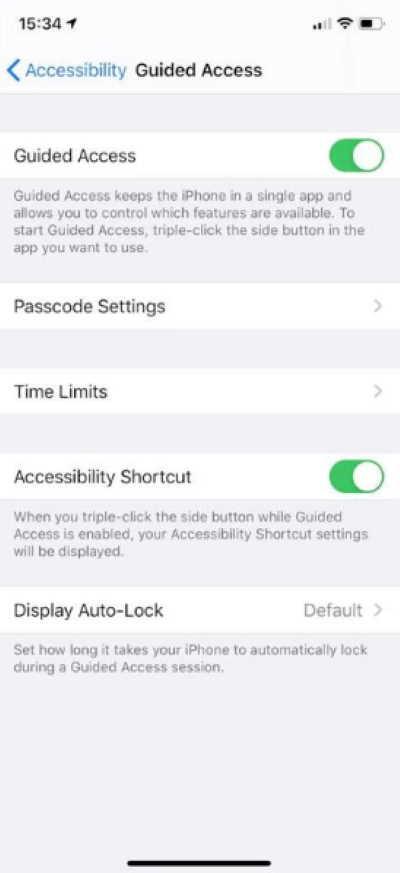 Можете ли вы отключить домашнюю панель на iPhone?