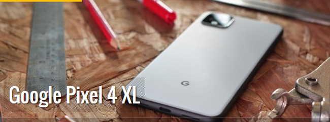 Лучшие камерофоны 2020 года - руководство покупателя Телефон Google Pixel 4 XL