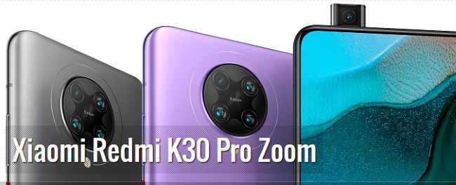 Категория: Убийцы флагманов смартфон Xiaomi Redmi K30 Pro Zoom