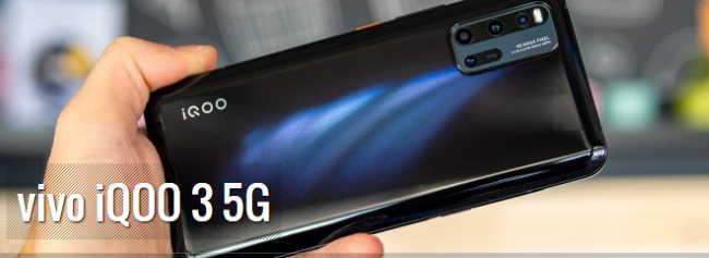 Категория: Убийцы флагманов Телефон vivo iQOO 3 5G