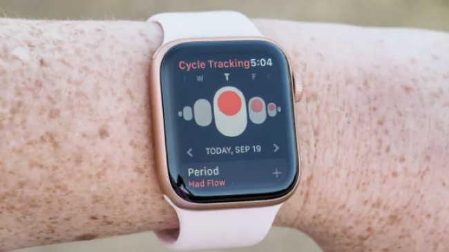 Apple Watch Series 5: отслеживание цикла watchOS 6