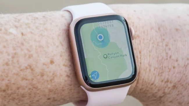 Apple Watch Series 5: компас плюс карты