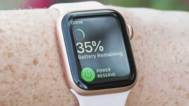 Apple Watch Series 5: время автономной работы