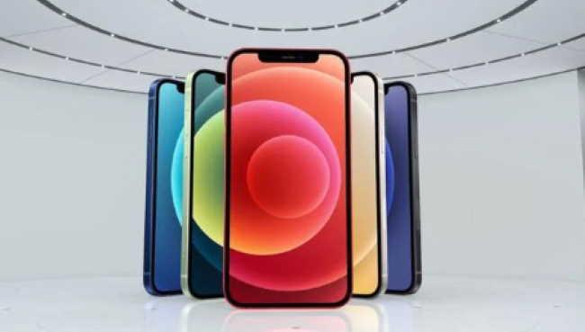 iPhone 12 дата выхода, цена, характеристики - цвета